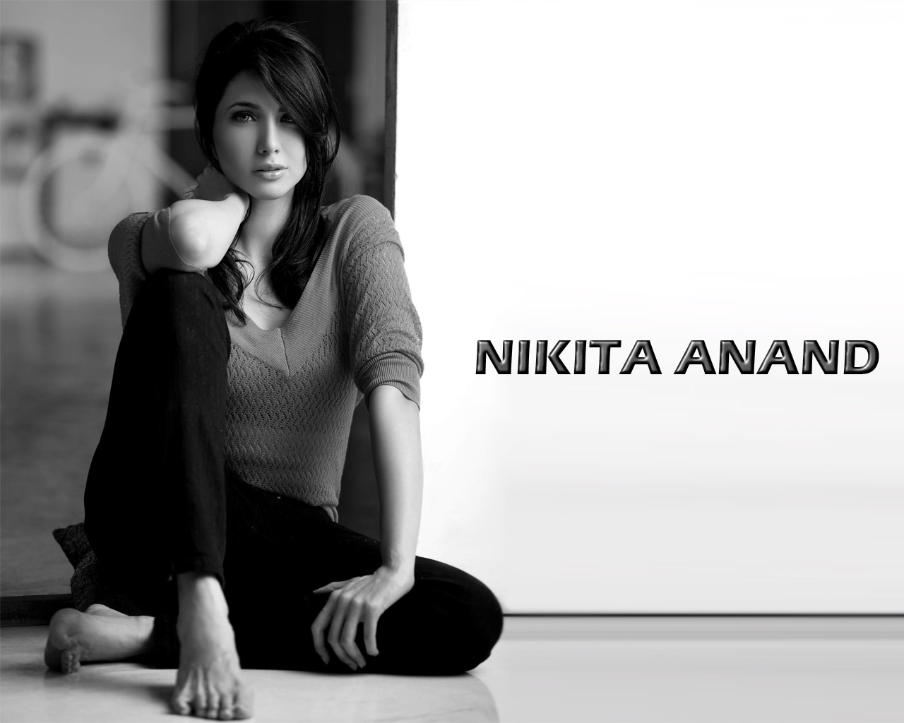 nikita anand height